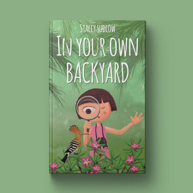 Couverture de livre In your own backyard