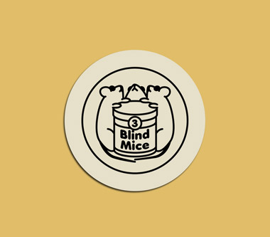 Logo 3 Blind Mice